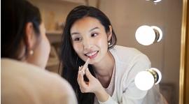 完美化妝的腮紅,還能增加臉部皮膚的發紅