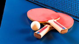 Rozpoczęcie drugiej rundy rozrywek II ligi tenisa stołowego