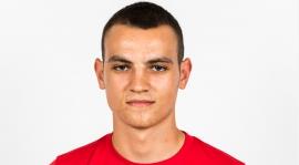 Wojciech Skiba zadebiutował w pierwszym zespole