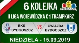 Zapowiedź VI kolejki: BKS Bydgoszcz - Gwiazda Bydgoszcz
