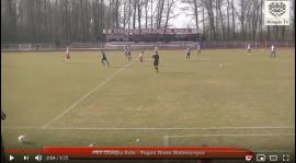 SENIORZY: MKS Olimpia Koło - POGOŃ Nowe Skalmierzyce 02.03.2019 [VIDEO]