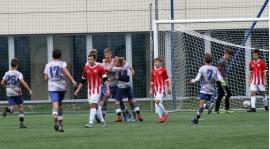 Polonia Bydgoszcz - BKS Bydgoszcz 0:2 (0:1)
