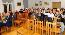 Zmiany w zarządzie klubu - podsumowanie spotkania sprawozdawczo-wyborczego
