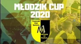 """Ostatni turniej """"MŁODZIK CUP 2020"""" - zagra r. 2008"""
