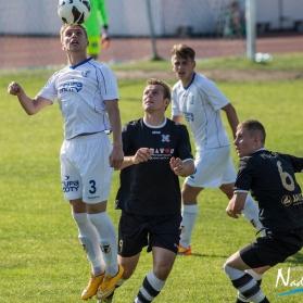III liga 2014/15: Wisła Sandomierz 0-2 Unia Tarnów