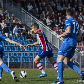 III liga 2014/15: Wisła Sandomierz 2-0 Hutnik Nowa Huta