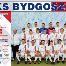 Sesja zdjęciowa BKS Bydgoszcz  seniorzy 2017/18