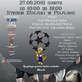 Turniej Summer Wierzyca CUP
