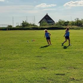 Trening w Łukowicach