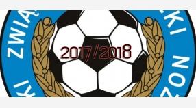 Klasa okręgowa Zina 2017/2018, grupa: Katowice I
