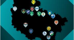 Drużyny IV ligi w sezonie 2021/2022