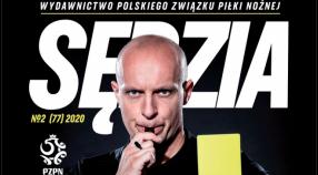 Nowe wydanie Sędziego - artykuł o naszym koledze Oskarze!
