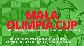 MAŁA OLIMPIA CUP 2021 - harmonogram turnieju 2011