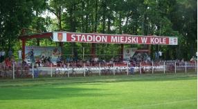 SENIORZY: MKS Olimpia Koło - Polonia Leszno 4:3