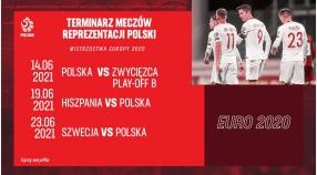 Kiedy grają Polacy na EURO