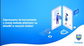 Uruchamiamy nowy system płatności za składki członkowskie