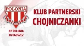 Polonia Bydgoszcz klubem partnerskim Chojniczanki!