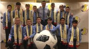 SC Vistula 2007 Elite Lewandowski-uhonorowany
