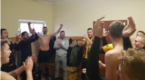 Sportis - Sparta 1-5