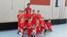 ROCZNIK 2012: Rywalizowali w turnieju halowym w Brudzewie