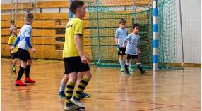 90 meczów, 302 zawodników - Błękitni Winter Cup 2021
