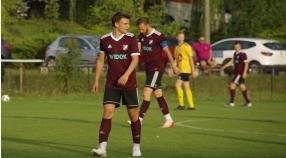 "V kolejka ""A"" klasy - Sygnał - Wisła Annopol 1-0"