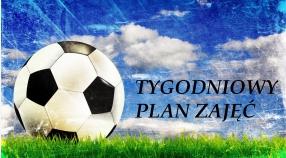 Plan treningów 18-24 maj  Zmiana godzin !!