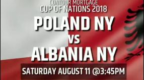 Poland NY z Albania NY w sobotę !