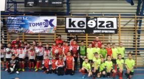 ROCZNIK 2010: Trójmecz Orlików z drużynami GKS Bedlno i Róża Kutno