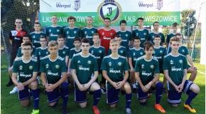 Dzisiaj drużyna Juniorów LKS JAWISZOWICE zremisowała 0-0 z drużyną Zgody Malec !!!