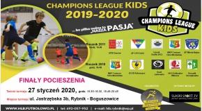 """Już za kilka dni....graMy o zwycięstwo w """"FINALE Pocieszenia Champions League KIDS 2019-2020"""" :-)"""