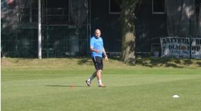 Piotr Józefkiewicz, trener rezerw: ta drużyna ma bardzo duży potencjał