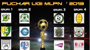 Wracamy po przerwie ! Puchar Ligi 2013