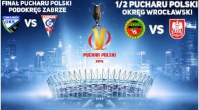 Zapowiedź  meczów Pucharu Polski 2 z 4 zaplanowanych zostaną rozegrane: