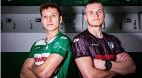 Sławomir Chmiel i Bartosz Matoga – Orły w locie na piłkarski szczyt