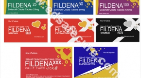 Buy Fildena tablet Online | Free Discount + Shipping