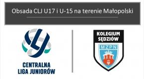 Obsada CLJ U-17 i U-15