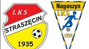 Straszęcin - Nagoszyn  sobota 0310. godz. 15.00