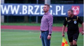 Trener po przegranej z Miedzią