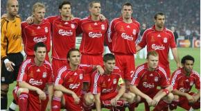 Liverpool najpopularniejszy...