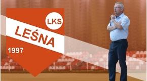 Wywiad z Dariuszem Urbaniakiem - trenerem zespołu juniorów LKS LEŚNA
