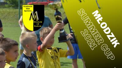 Drugi weekend z Młodzik Summer CUP!