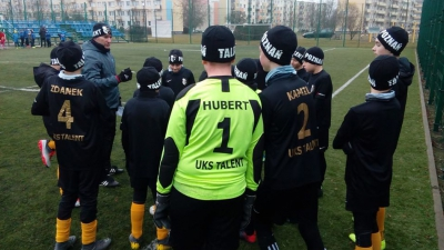 Piłkarski obóz zimowy w Janikowie