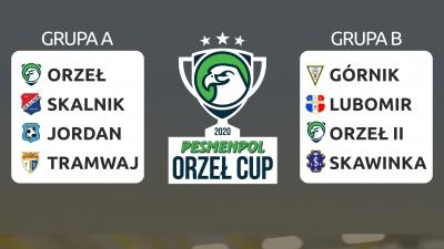 PESMENPOL ORZEŁ CUP - juniorzy starsi 17 stycznia 2021
