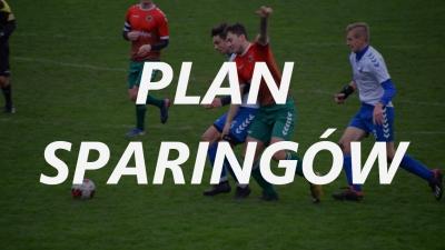 Plan sparingów przed rundą wiosenną