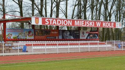 SENIORZY: MKS Olimpia Koło zagra sześć spotkań kontrolnych