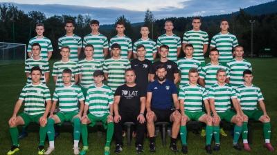 U19: Juniorzy starsi mistrzem jesieni w I lidze okręgowej!