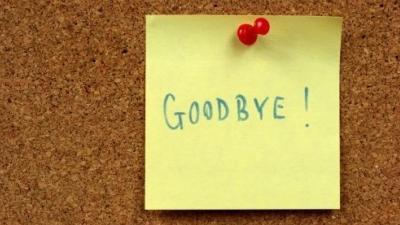 Czas pożegnań