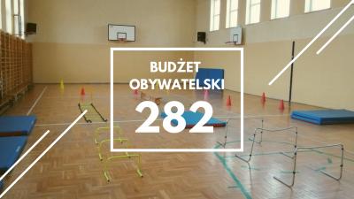 BUDŻET OBYWATELSKI - wesprzyj szkołę i Młodzika!