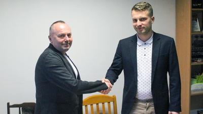 Błękitni i Metal zadbają wspólnie o rozwój piłkarskich talentów w Tarnowie [WIDEO]